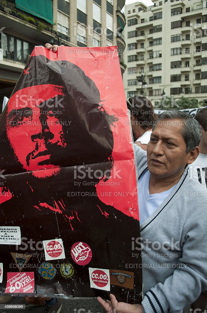 Che Guevara stock photo