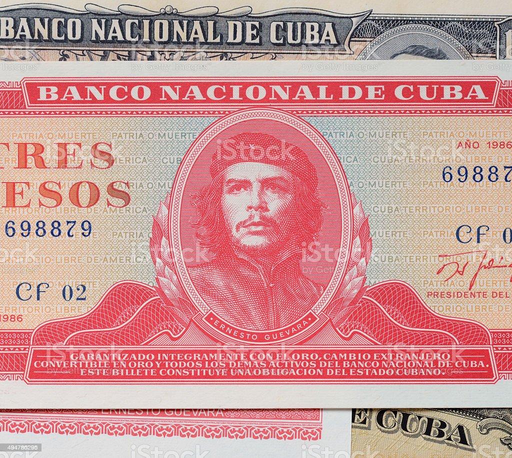 Che Guevara. stock photo