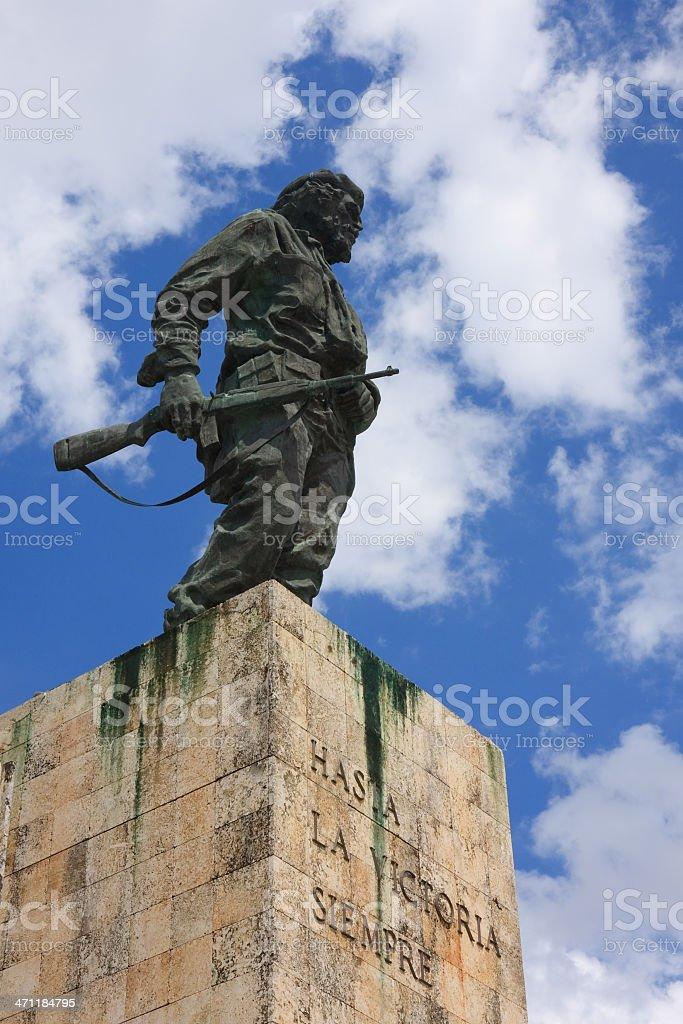 Che Guevara Santa Clara stock photo