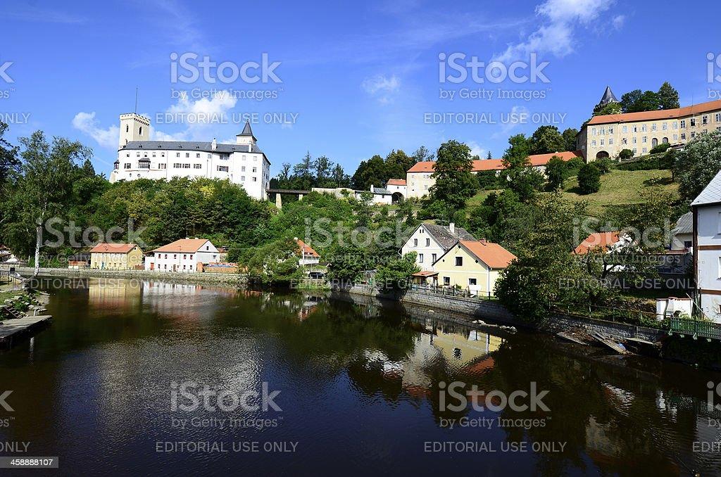 Chech Republic, Bohemia royalty-free stock photo
