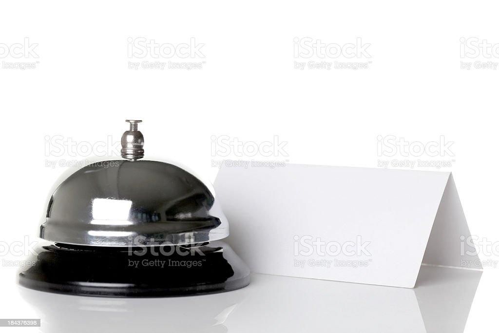 Check in desk royalty-free stock photo