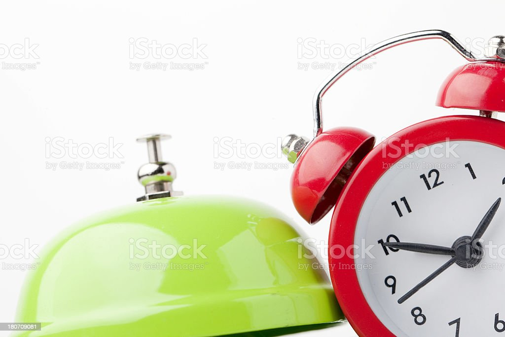 Check in time royalty-free stock photo