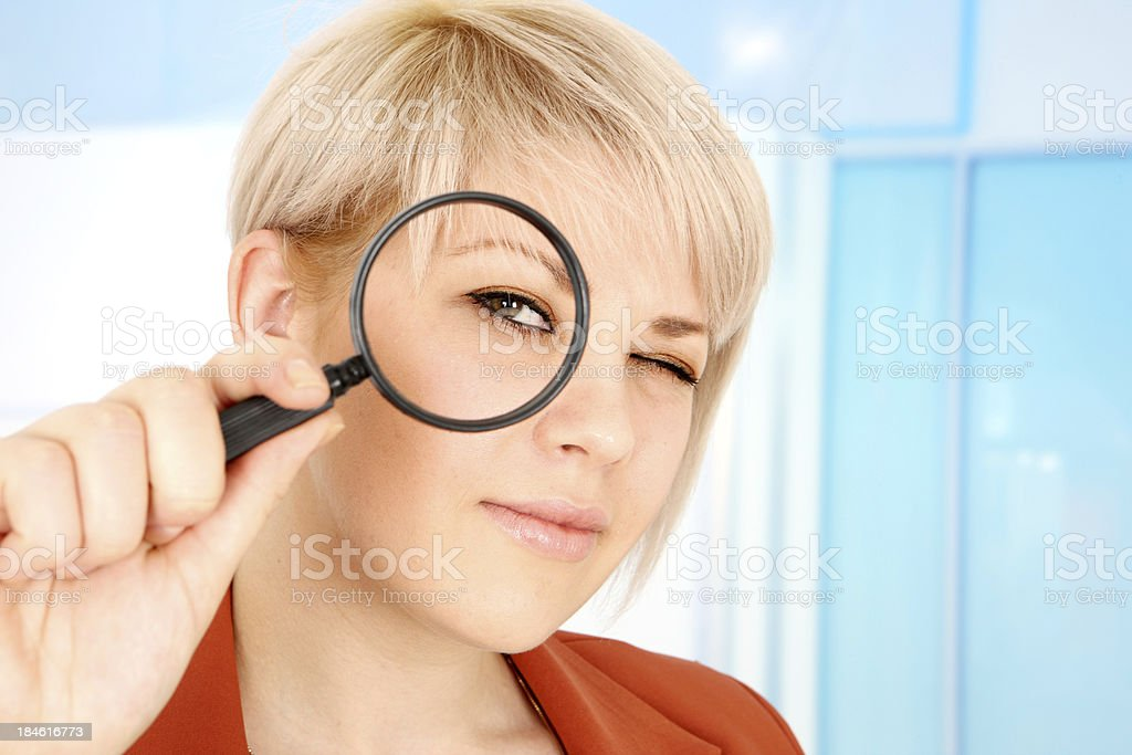 Check it Out royalty-free stock photo