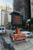 NYPD Check Point