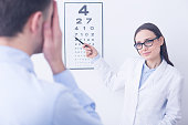 Check your vision at doctor's
