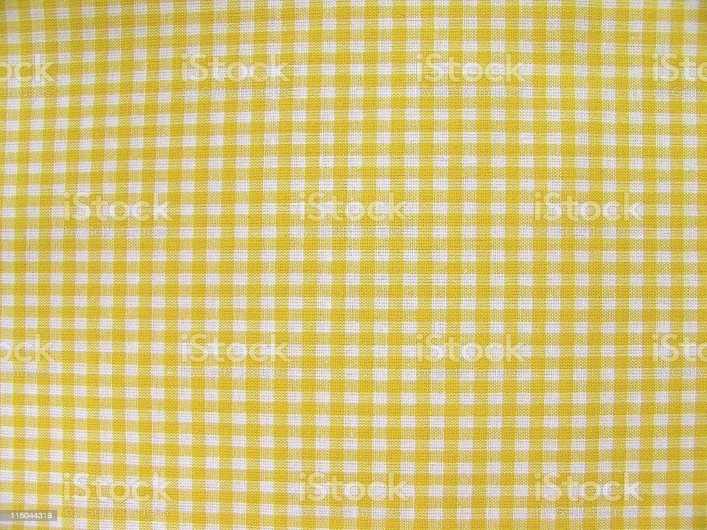checked fabric stock photo