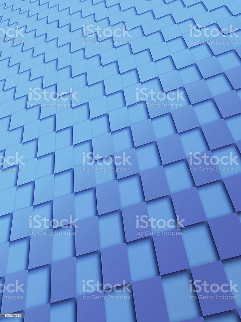 Checker Grid Background royalty-free stock photo