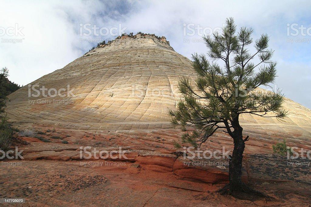 Checkerboard Mesa stock photo