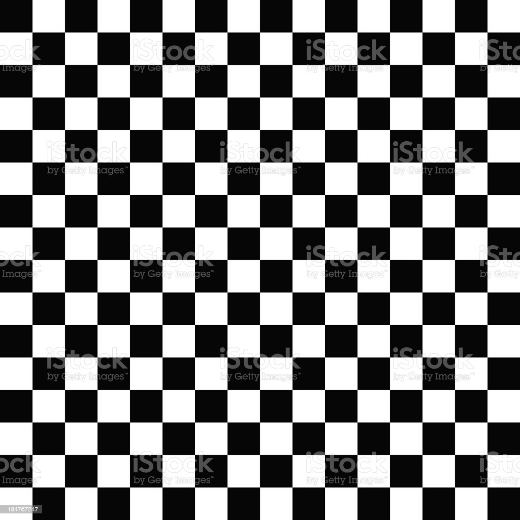 Checkered background stock photo