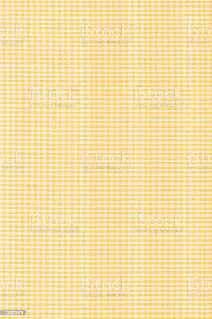 Checkered cloth pattern stock photo