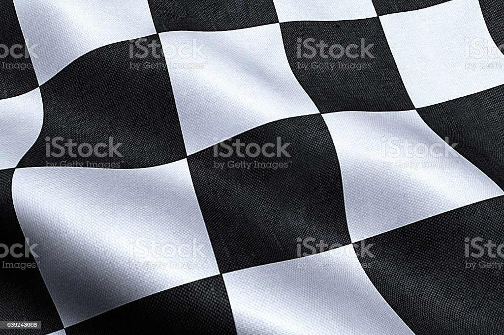 checkered flag, end race background, formula one stock photo