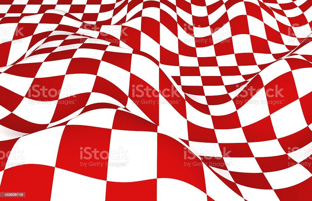 Checkered pattern stock photo