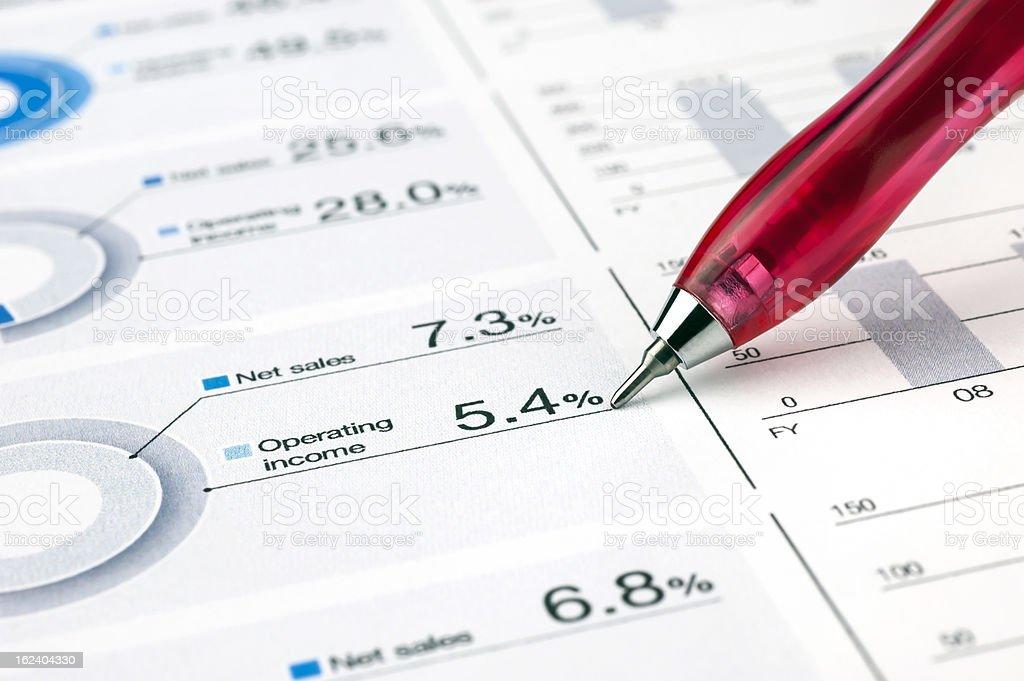 checking balance stock photo