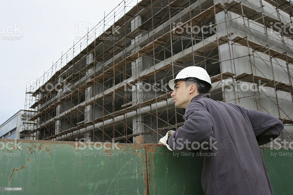 Checking competition royalty-free stock photo