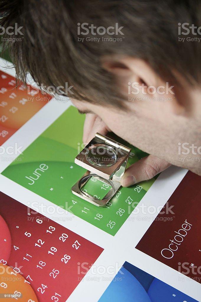 Checking Registration... royalty-free stock photo