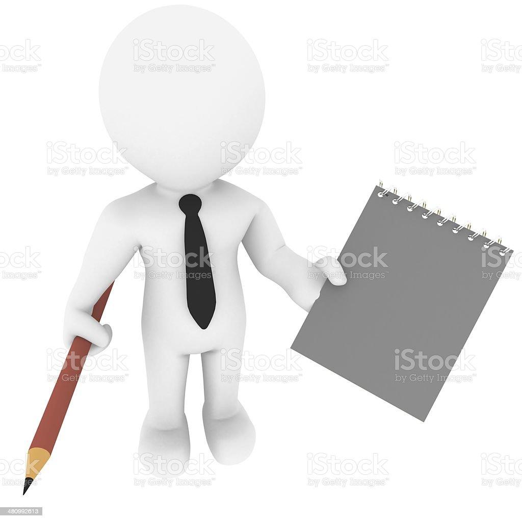 Checklist or Todolist stock photo