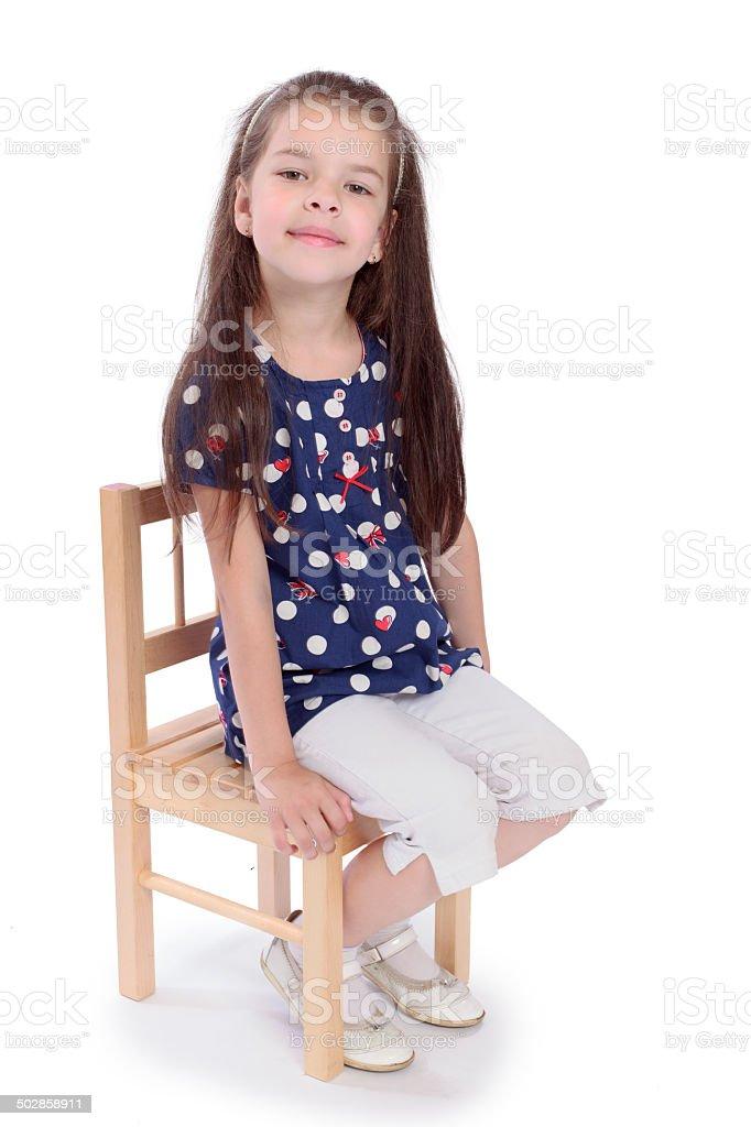 Joyeux enfant photo libre de droits