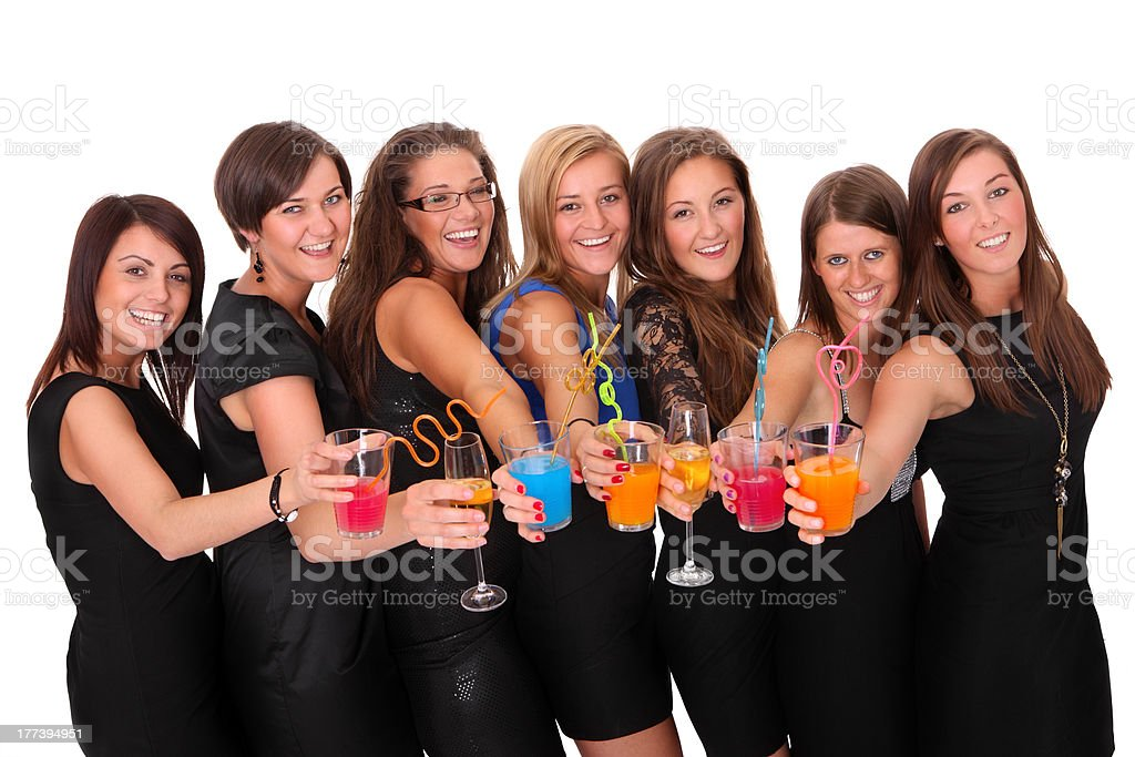 Cheers ! stock photo