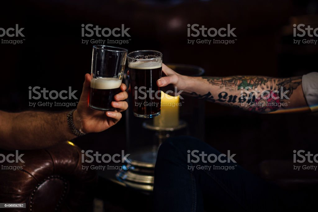 Cheers To That stock photo