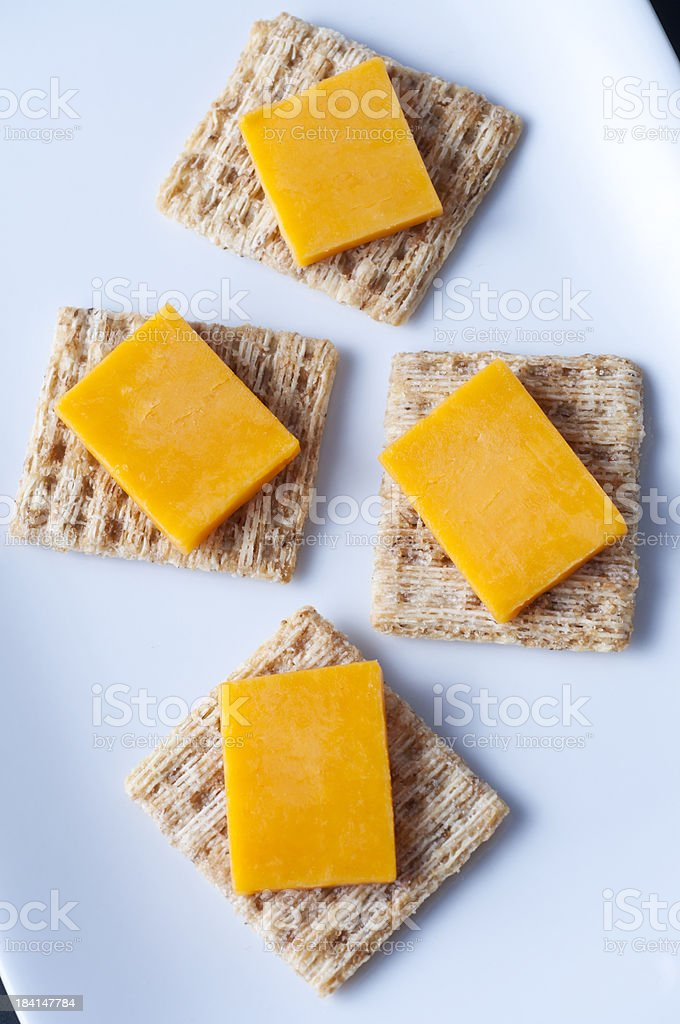 Cheese Appetizer royalty-free stock photo