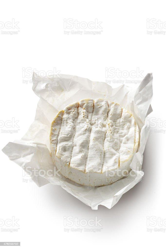 Cheese: Camembert stock photo
