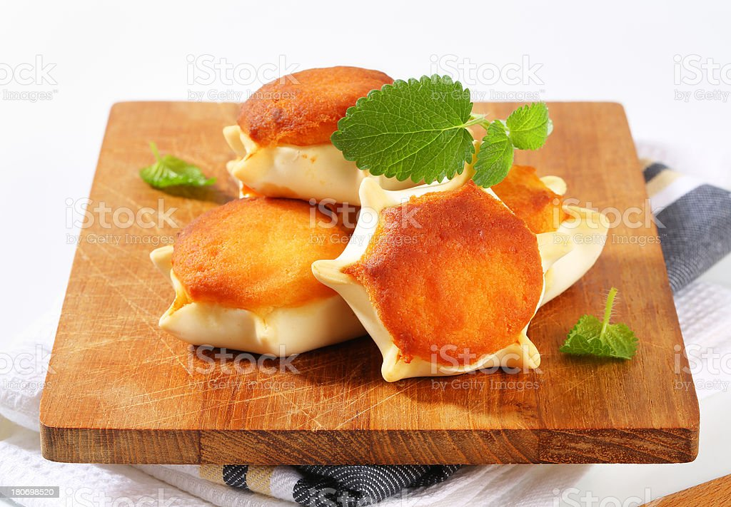 cheese cookies royalty-free stock photo