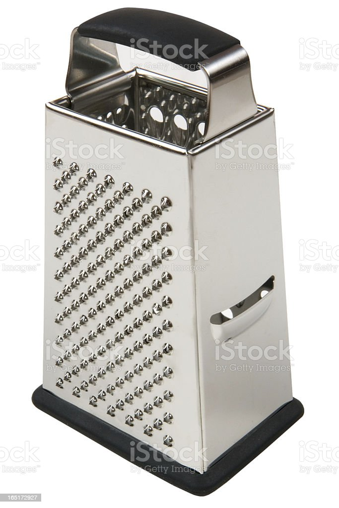 Cheese Grater stock photo