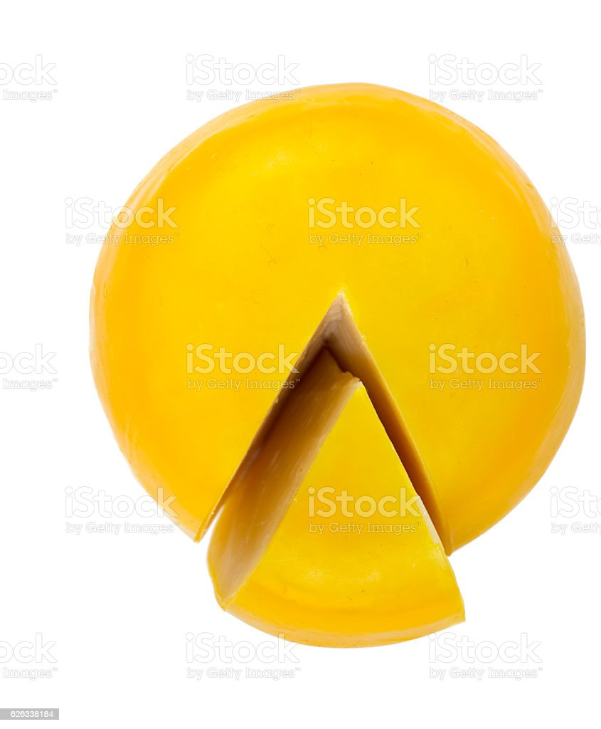 cheese head isolated on white stock photo