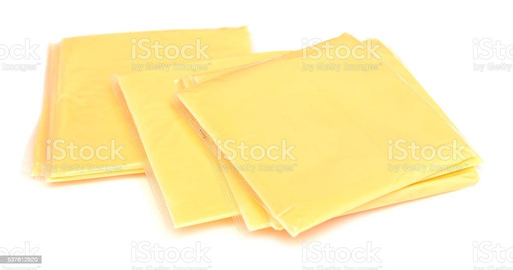 cheese on white stock photo