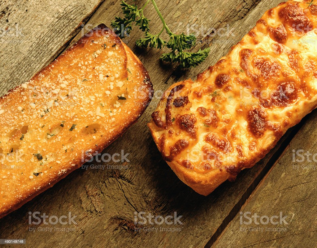 Cheese pattie stock photo