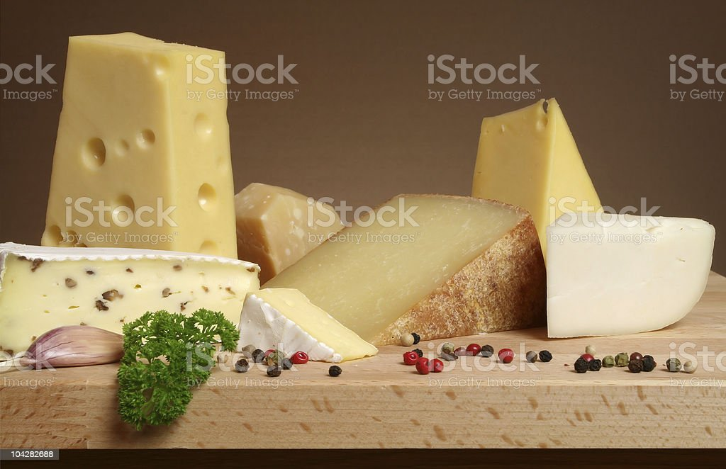 Cheese. royalty-free stock photo