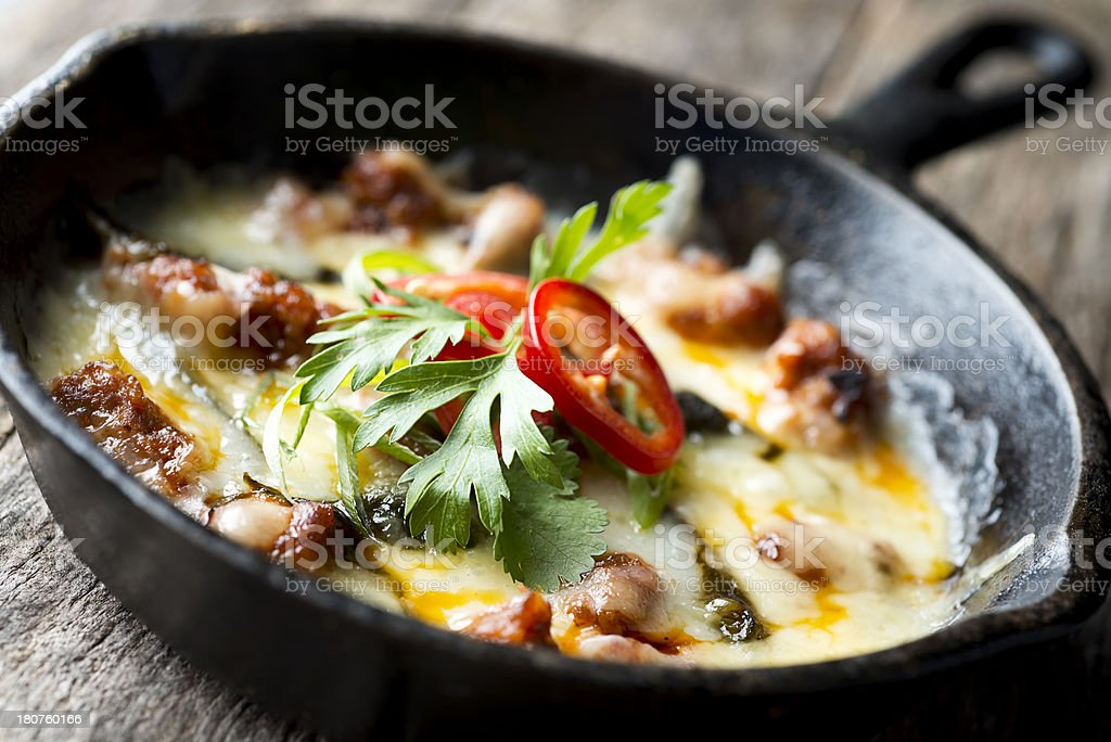 Queso royalty-free stock photo