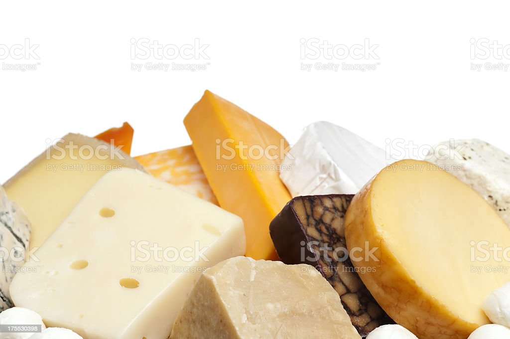 Cheese Shop stock photo