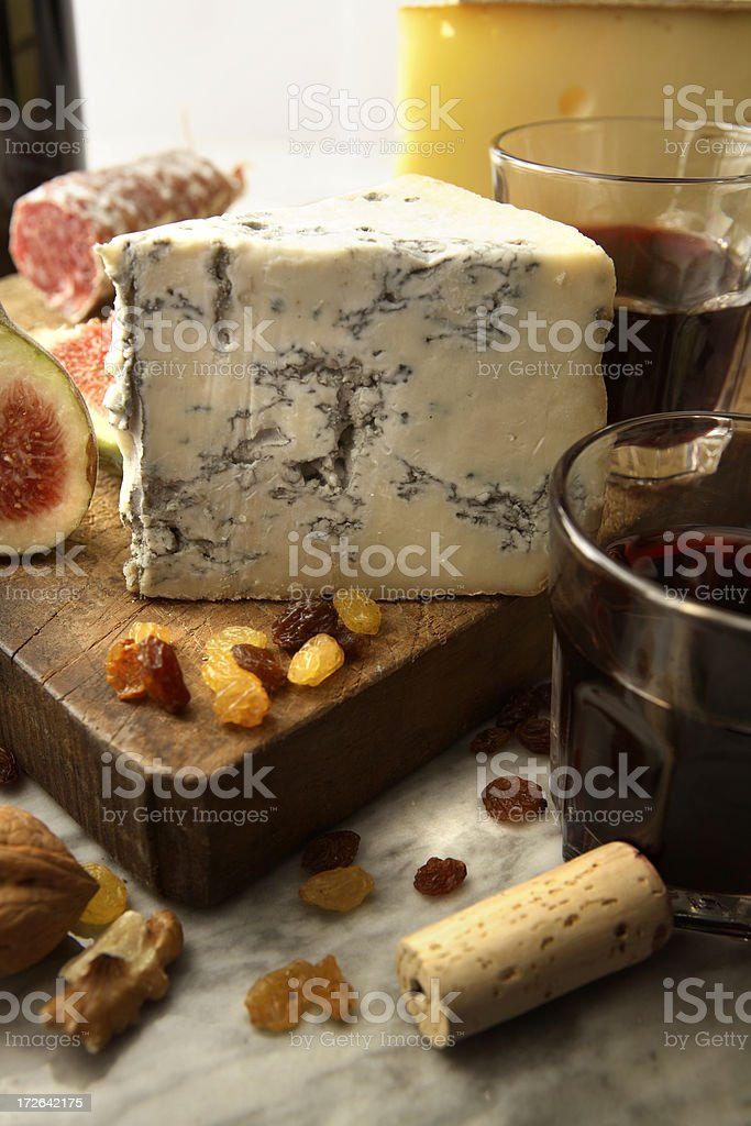 Cheese Stills: Blue Cheese stock photo