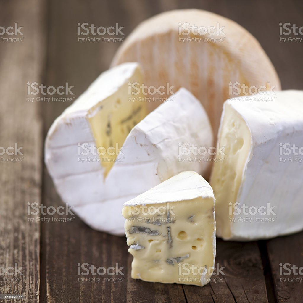 Cheese Variations royalty-free stock photo