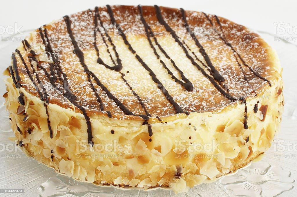 Cheesecake (2) royalty-free stock photo
