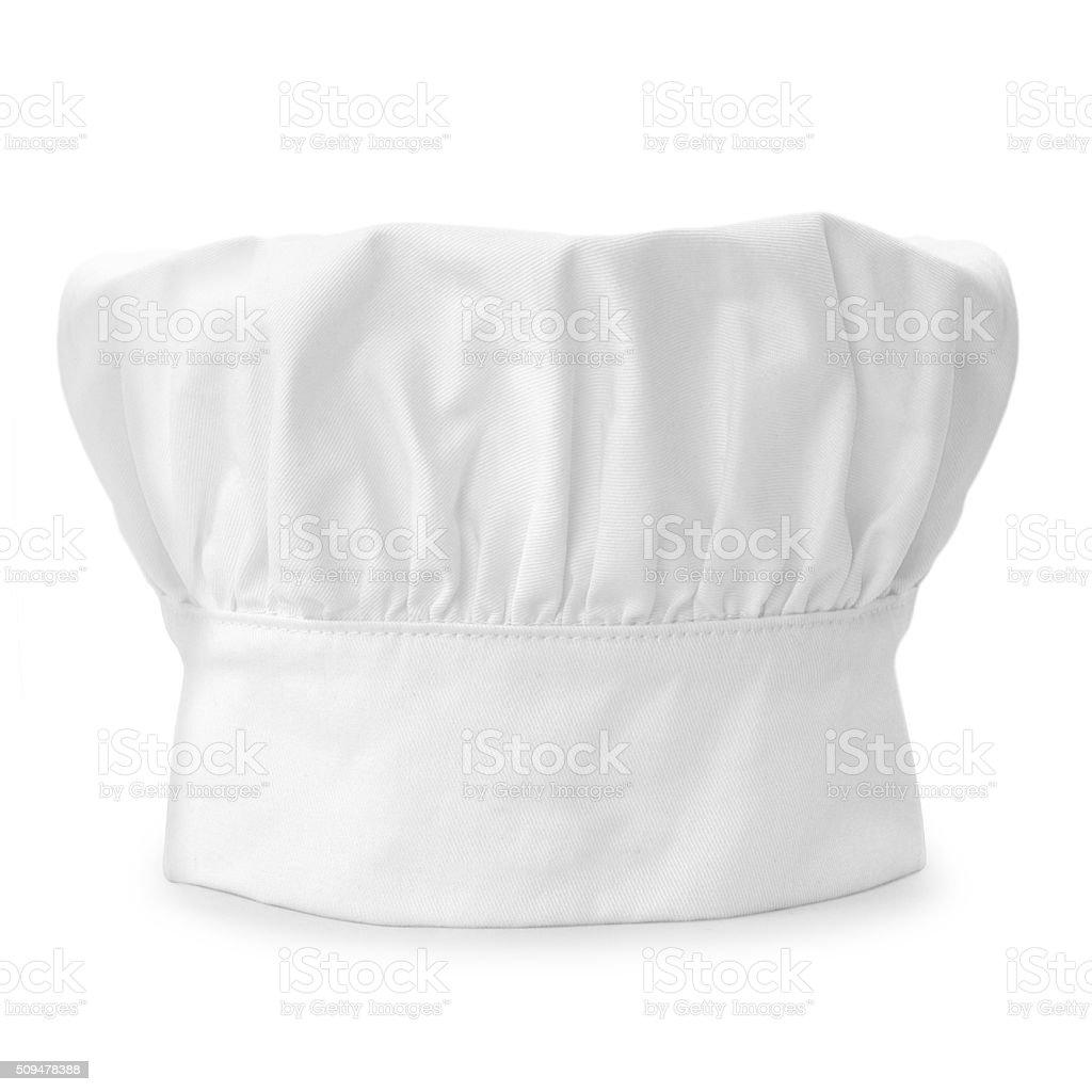 chef cap stock photo