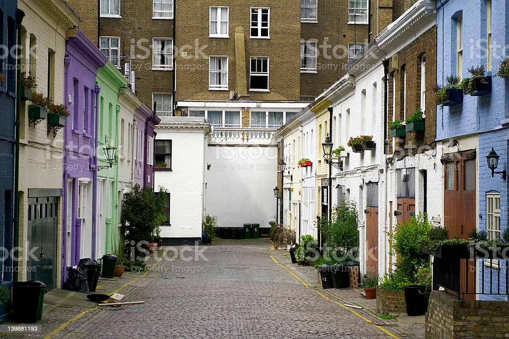 Chelsea district. royalty-free stock photo