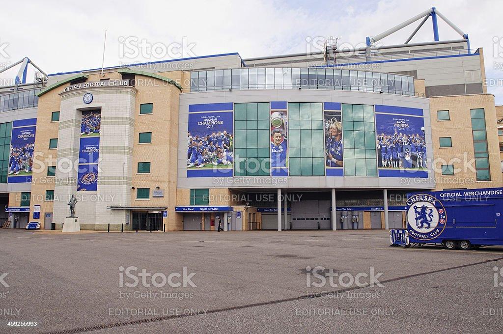 Chelsea FC stock photo