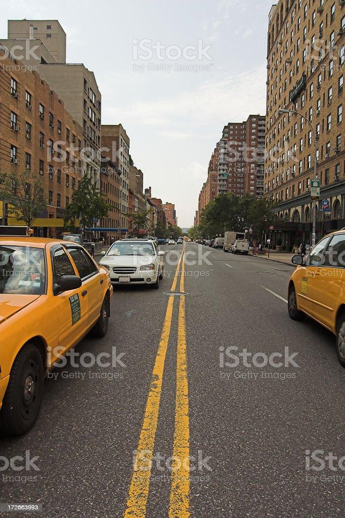 Chelsea New York City stock photo