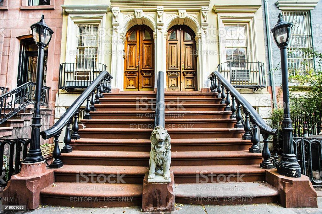 Chelsea NYC stock photo