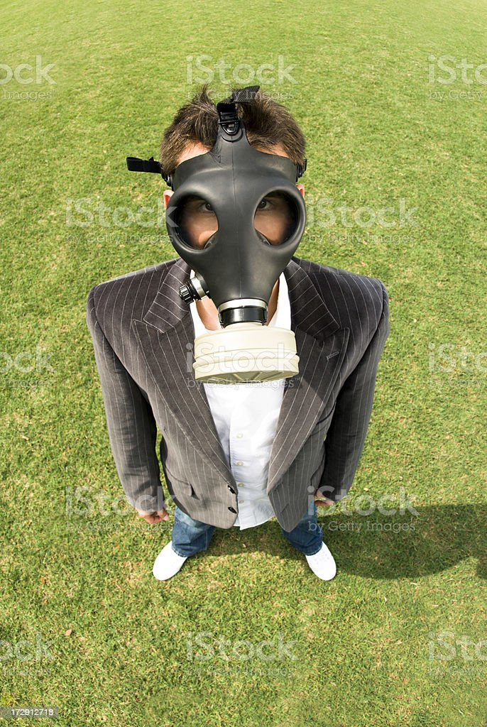 Chemical Attraction royalty-free stock photo