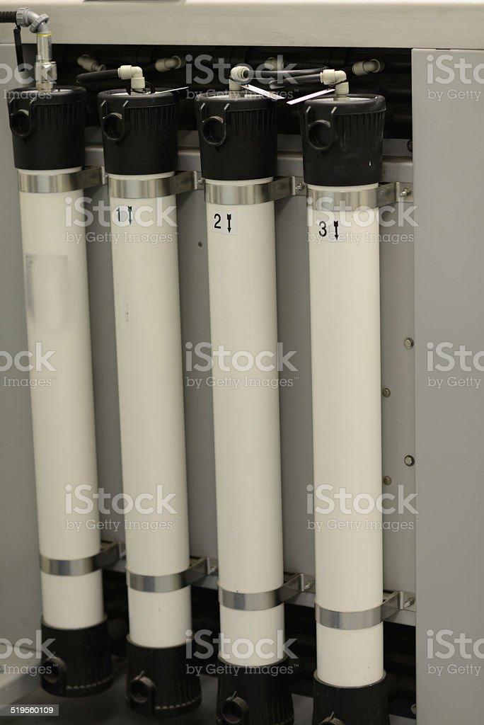 Chemical Engineering stock photo
