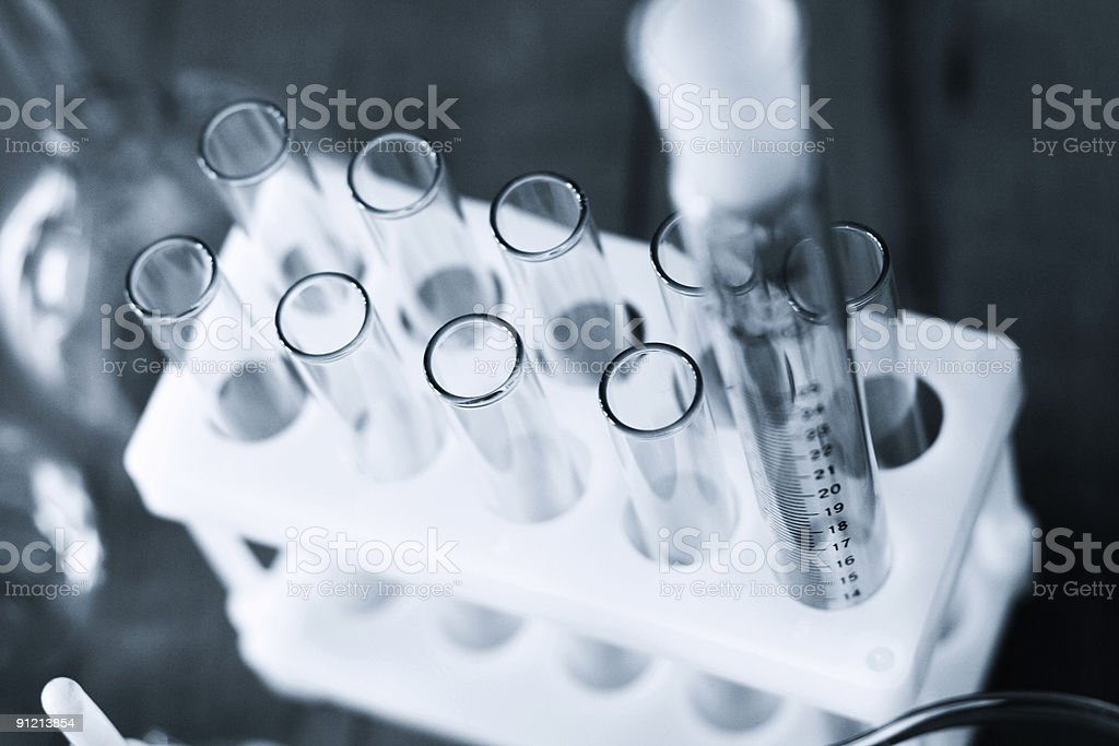 chemical equipment royalty-free stock photo