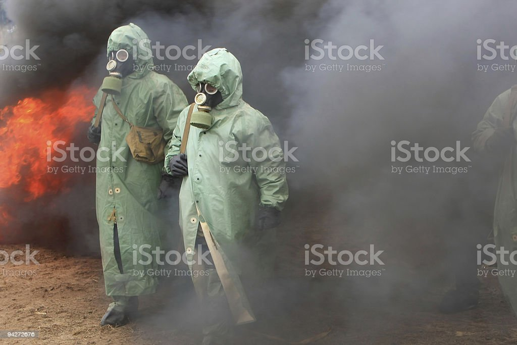 chemical protection royalty-free stock photo