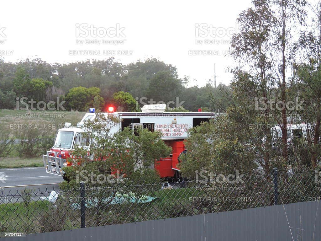 Chemical Spill Cleanup (7) stock photo