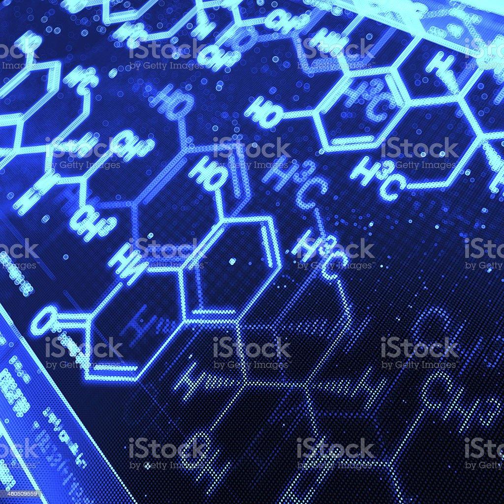 Chemistry Concept stock photo