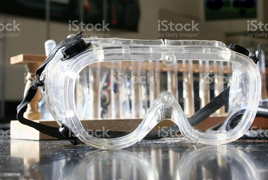 Chemistry (2) stock photo