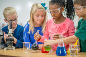 Chemistry Science Experiment