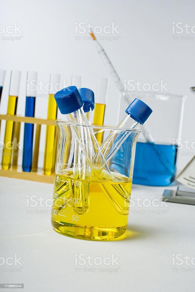 Chemistry Set stock photo